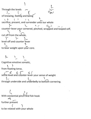 notated 2