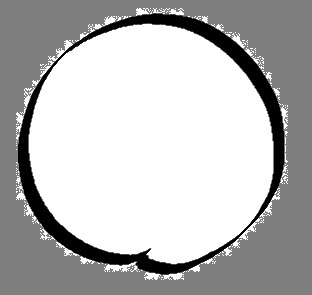 a hole a